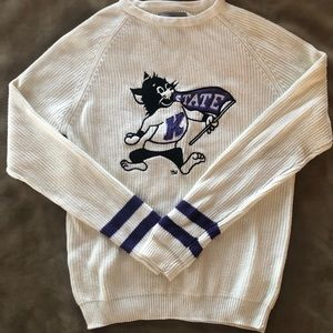 Sweaters - Vintage Style Kansas State Sweater